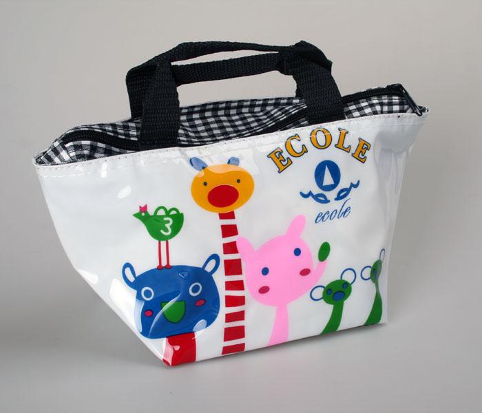 魔法baby★创新图案设计手提袋~水饺包~便当袋~k17021a